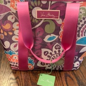 Vera Bradley small mesh tote BRAND NEW WITH TAGS
